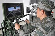 """为某单位成功研发""""坦克模拟训练系统"""""""