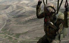 空降兵虚拟训练系统解决方案